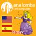 Ana Lomba's Spanish for Kids: Cinderella Teaser (Bilingual Spanish-Eng
