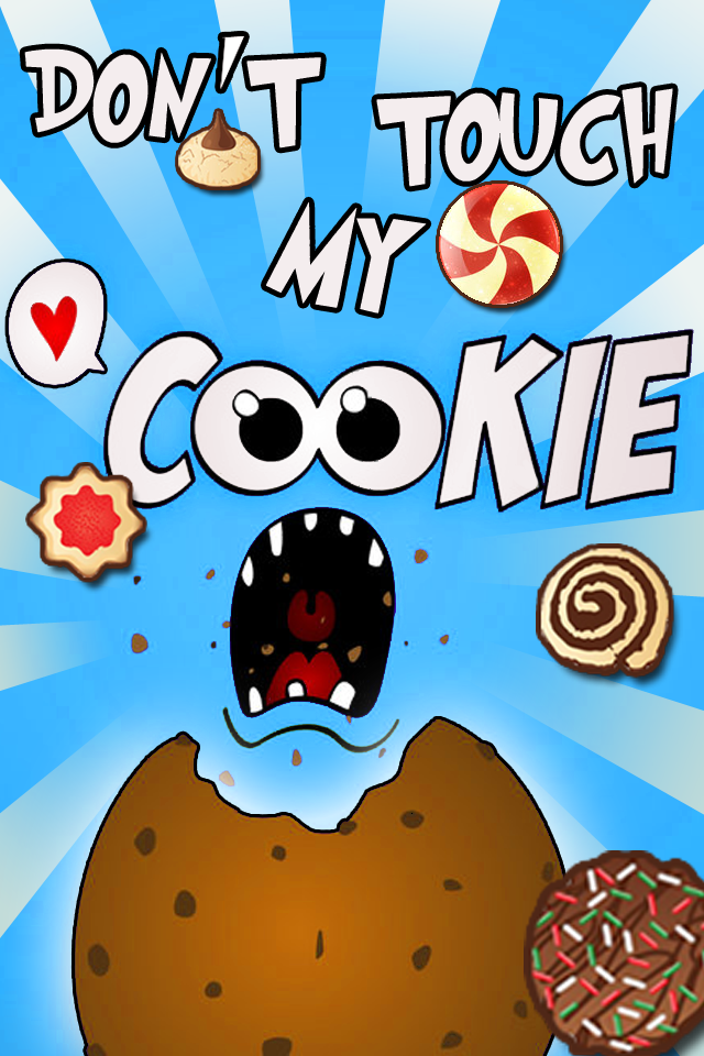 Screenshot Don't Touch My Cookie